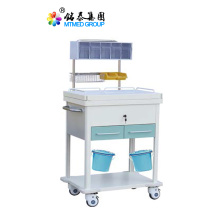 Hospital complete anesthesia cart