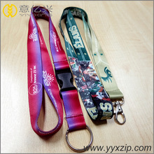 Different Accessory printing lanyards with wonderful logo