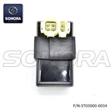 GY6-50 139QMAB 10 rim 35kmh two plug CDI (P/N:ST03000-0034) Top Quality