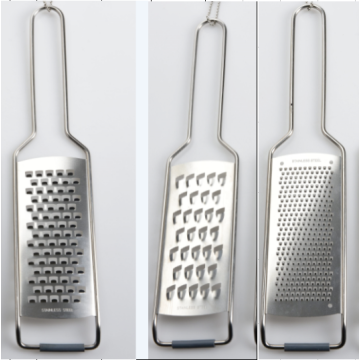 grater with stainless steel handle