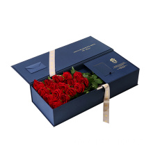 Custom High Quality Box Christmas Gift Flower Box