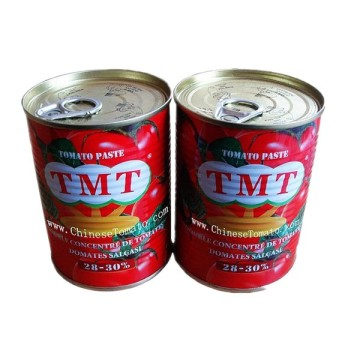top quality tomato paste in tin for buyer