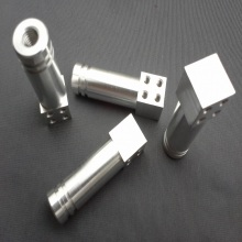 Custom High Speed Anodized Aluminum CNC Machining Parts