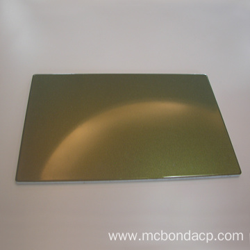 3mm PVDF ACP Sheet Wall Facade System