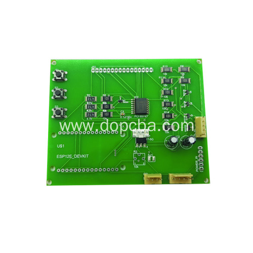 4 layer pcb prototype electronic circuit assembly