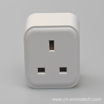 Single output outlet with timer function