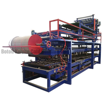 Rockwool Sandwich Panel Roll Forming Machinery