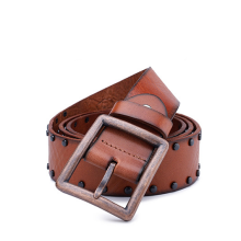 Personalized rivet retro casual versatile belt