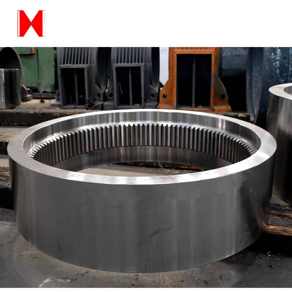 Casting Stainless Steel Transmission Shaft Gear