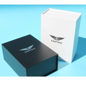 Luxury Cardboard box Earphone Headphone Package EVA insert