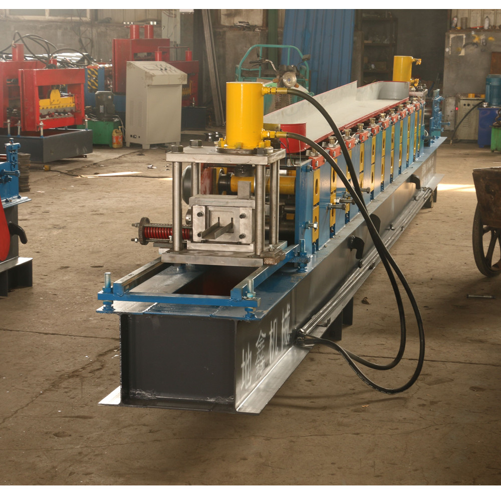 C Purlin Roll Forming Machine Price