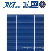 High Efficiency 6 Inch Poly Solar Cells in Chinese Factory