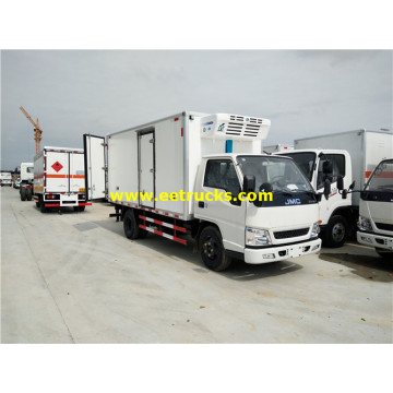 JMC 2ton Frozen Food Delivery Vans