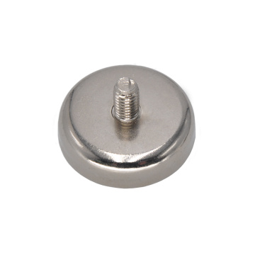 Customized Neodymium Magnet Round Base
