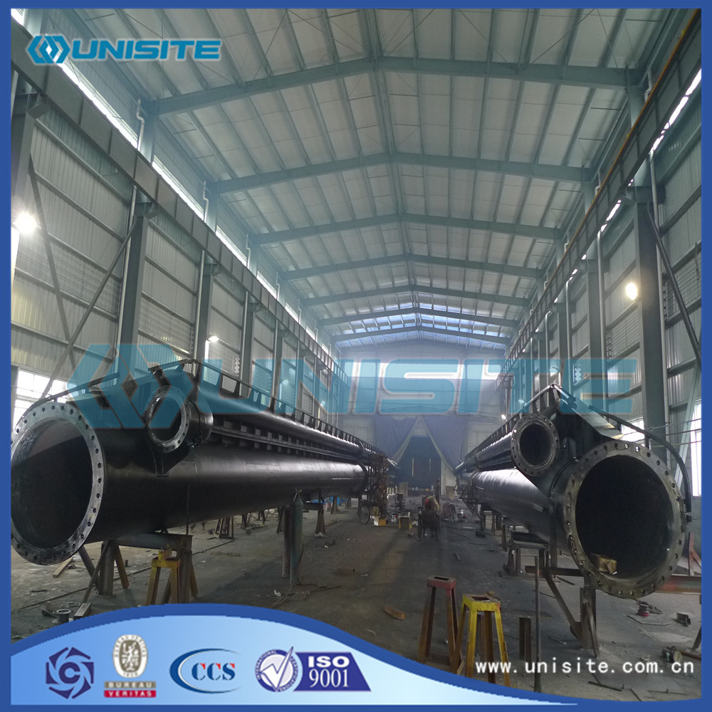 Steel Pump Suction Pipe