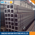 Square tube 50x50mm made of MS carbon steel