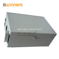 Sliding Drawer Type Fiber Optic Terminal Box 19'' 48 Ports