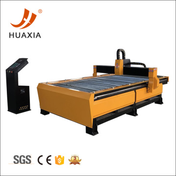 Metal steel cut plasma cnc machine price