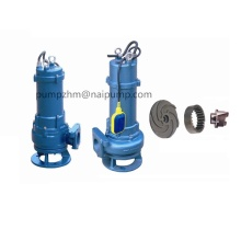 Best Quality for Supply ZJQ Submersible Slurry Pumps,Submersible Sand Pumps of High Quality centrifugal submersible pump supply to France Importers
