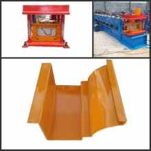Metal Gutter Making Machine For Rainwater Collection