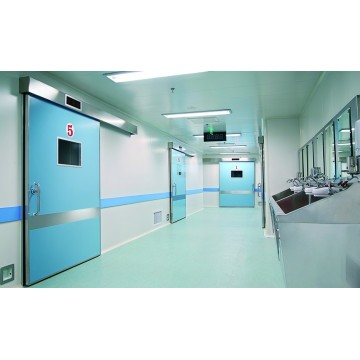 Medical Airtight Hospital Operation Sliding Door