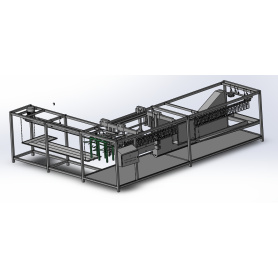 Compact Poultry Processing Line