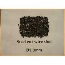 Super Purchasing for Abrasive Grain Steel Cut Wire Shot Steel cut wire shot 1.0mm export to Belgium Factory