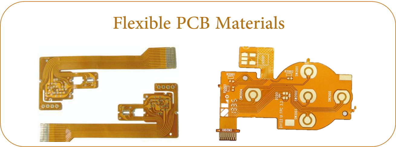Materials for Flex Circuit Boards