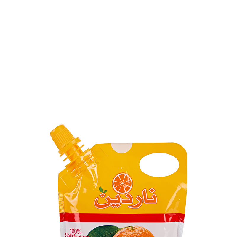 Food Packaging With Spout