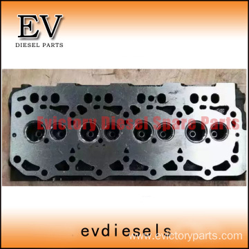 4TNE82 cylinder head block crankshaft connecting rod