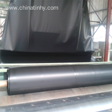 China Factory for China Smooth Geomembrane,Smooth Surface Hdpe Geomembrane,Plastic Film Geomembrane Supplier LDPE Material pond liner waterproof liners dam Liner export to Christmas Island Importers