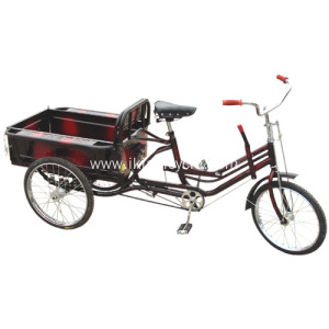 Folding Aluminum Adult Tricycle