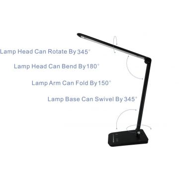 USB LED Table Lamp LED Dimmable Desk Lamp