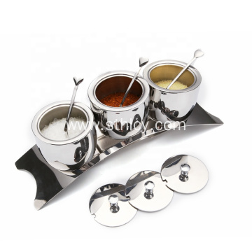 Kitchen Spice Rack Spice Pots
