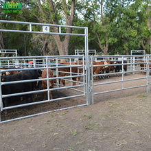 high quality galvanized horse farm fence for sell