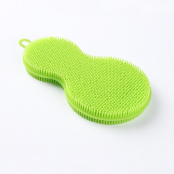 heated and hot sale silicone brush