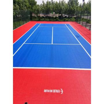 Modular Tennis Court Flooring