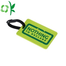 High Quality for Custom Luggage Tags Promotional Silicone Cute Tags with Luggage supply to Spain Suppliers