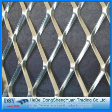 Hot Sale Expandable Sheet Metal Diamond Mesh