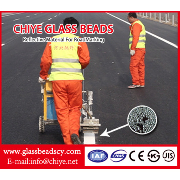 China Gold Supplier for Reflective Intermix Glass Beads Adhesive Glass Beads export to Lesotho Factory