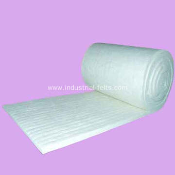 Resistance Water Aerogel Blanket For High Temperature