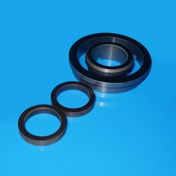 Chemical Mechanical Ceramic Seal Faces