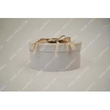 Wholesale Jewelry Linen Decorative Handmade Cosmetic Box