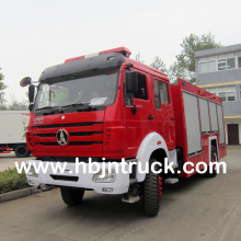 Brand New Water Foam Tank Fire Truck Price