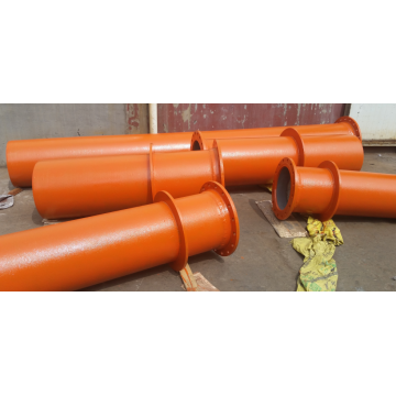 Ductile Iron Flanged Short Pipe Factory