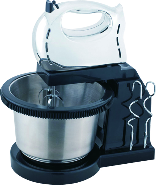 Stainless Steel Rotary Bowl Stand Mixer