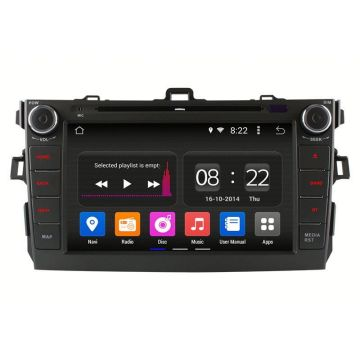 Android car multimedia For Toyota Corolla 2006-2011