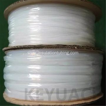High Temperature White PTFE Heat Shrink Tube