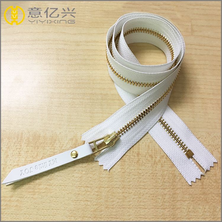 Promotional Metal Zipper