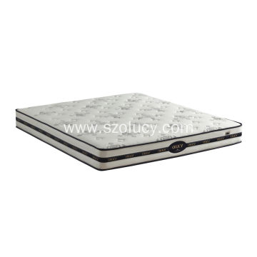 High definition for Double Memory Foam Mattress natural coconut fiber coil mattress supply to Germany Exporter